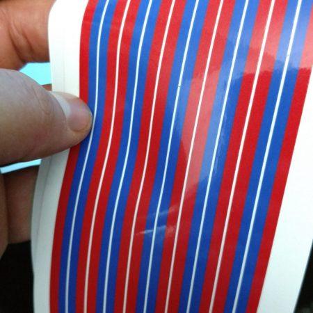 Multi-color Tape